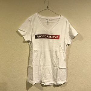 Cannabis company Pacific Reserve shirt
